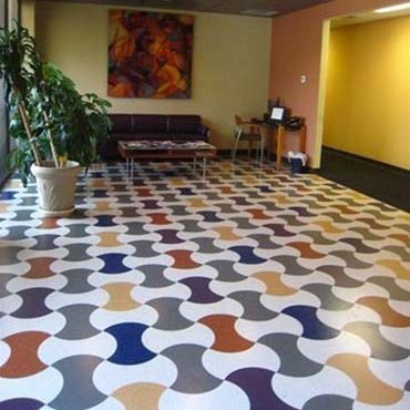 Azrock Solid Vinyl Tile | Warrenville, IL